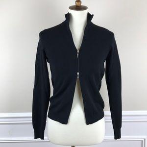Alpha Massimo Rebecchi   Zip Up Jacket
